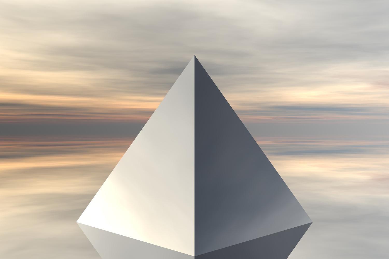 Piramide Kristal